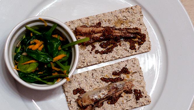Sardine la cina (gata în 5 minute)