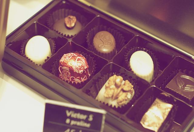 Cu Leonidas despre ciocolata belgiană