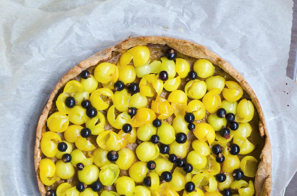 1 aluat semi-integral, 2 tarte cu fructe (partea a II a)