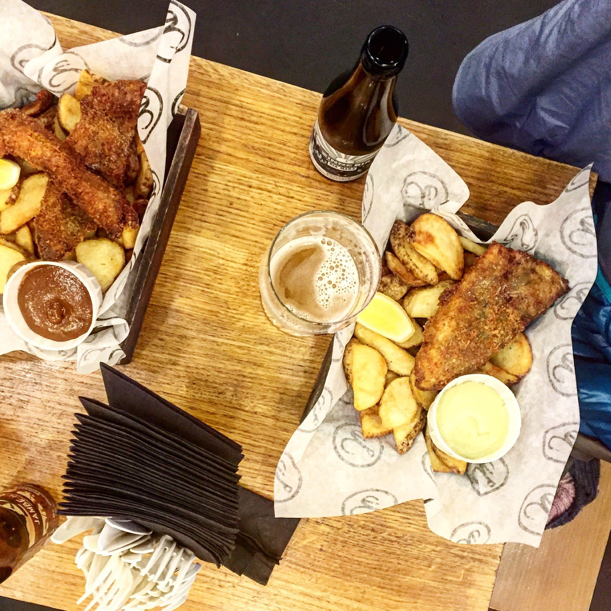 Unde să mănânci în Bruxelles: Bia Mara