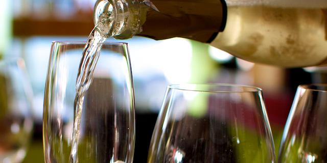 Vinul la temperatura camerei
