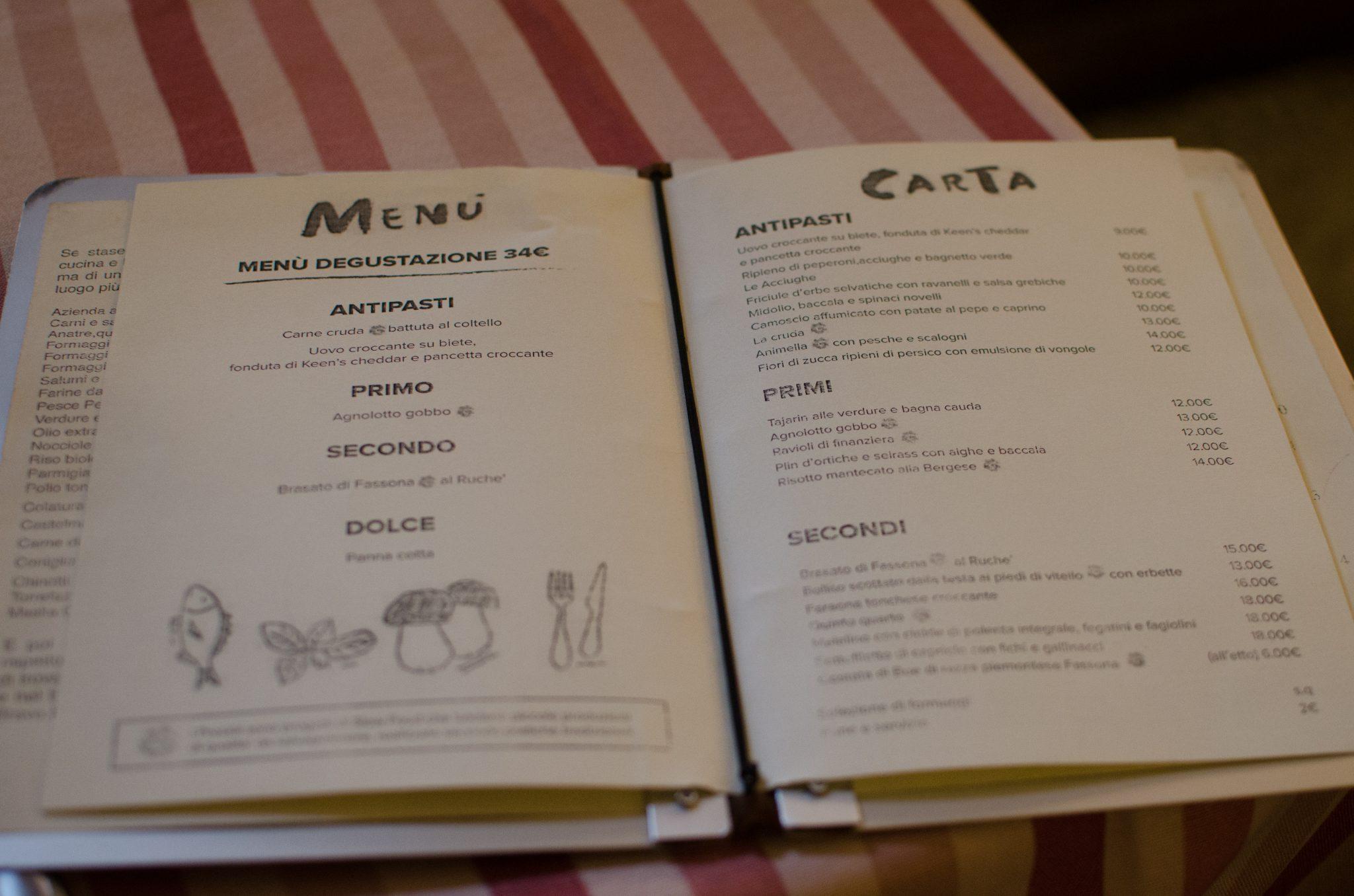 Unde să mănânci în Torino: Ristorante Consorzio
